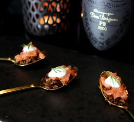 International Champagne Day: Dobbelt op på Dom Pérignon