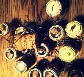 VIN UDEN PIS: Nytårslektionen med 12 Champagner og 1 Cremant