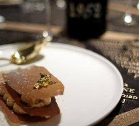 Nytårstema: Besøg på 3-stjernede Restaurant Pavillon Ledoyen i Paris