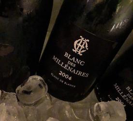 Mad & Vin: Champagnemiddag med Charles Heidsieck på Restaurant Niels
