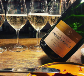 Gastromand x Champagne: André Roger – Eventyr for Begyndere