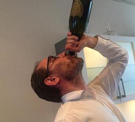 Gastromand x Champagne: Dom Perignon 1996 - Stairway To Heaven