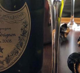 Gastromand x Champagne: Dom Perignon 2008 - Like a Hurricane