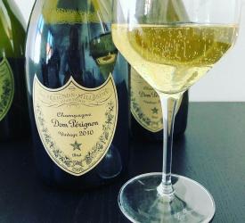 Gastromand x Champagne: Dom Perignon 2010 – You Can't Stop Rock 'n' Roll