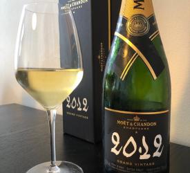 Gastromand x Champagne: Moët Vintage 2012 - I Walk The Line