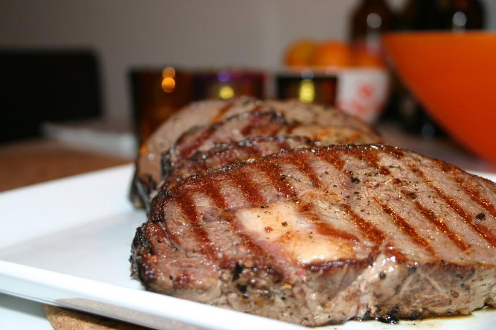 24 timers steak