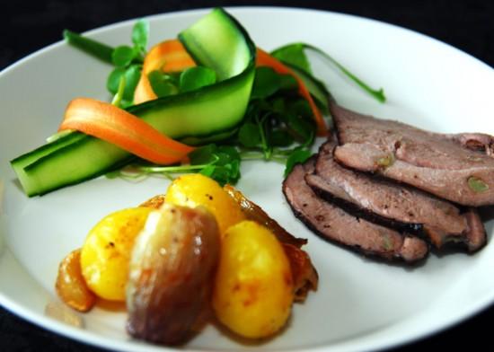 Faster Philip gæsteblogger om mad med spiritus