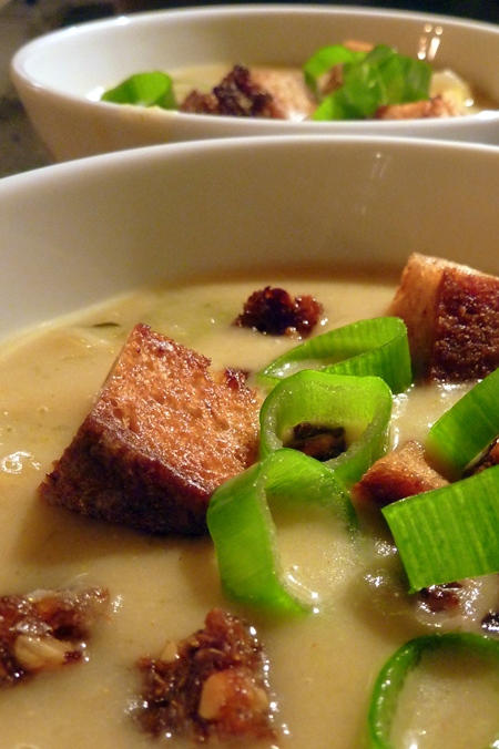 kartoffel-porrre-suppe