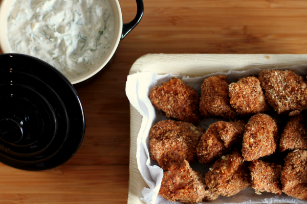 Gastromand Remakes: Homemade Nuggets – McDonalds go home!