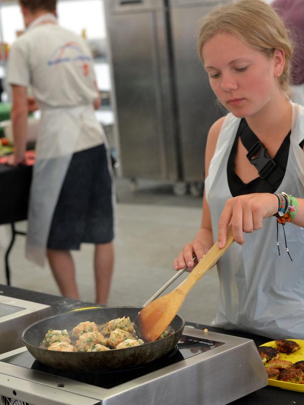 FoodJam - 3-4000 portioner mad blev kreeret af gæsterne hér!