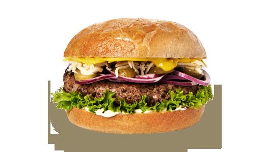 Burger Battle: Tatar-burgeren