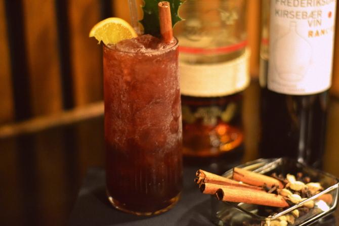 Cocktail-adventskalender: Santa's Wine