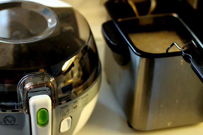 Battle: It has begun - test af Tefal Actifry følger...