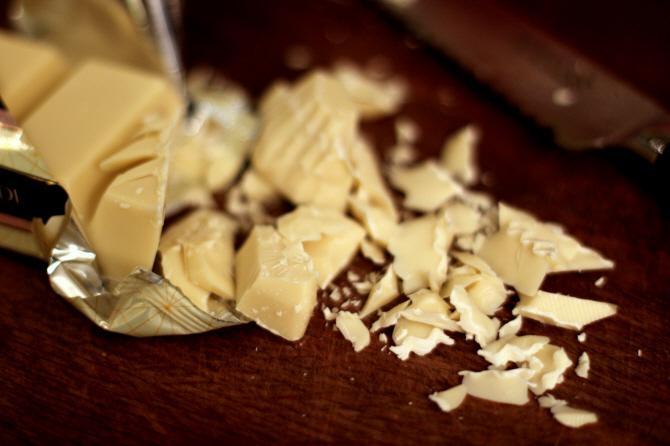 Et bud på nytårsdesserten: Hvid chokolade Risotto