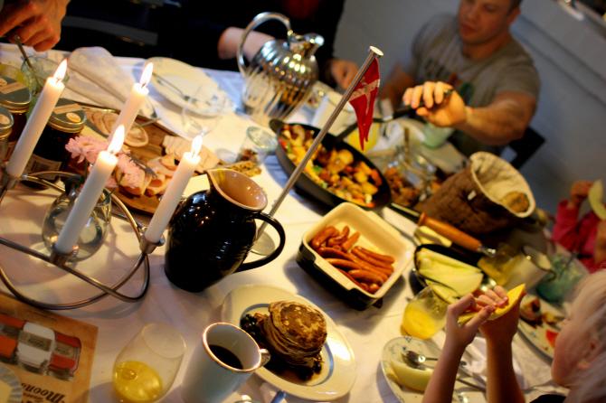 Amerikansk Morgenmad 6 Gastromanddk