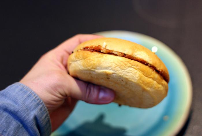 DrOetker Pizzaburger (2)
