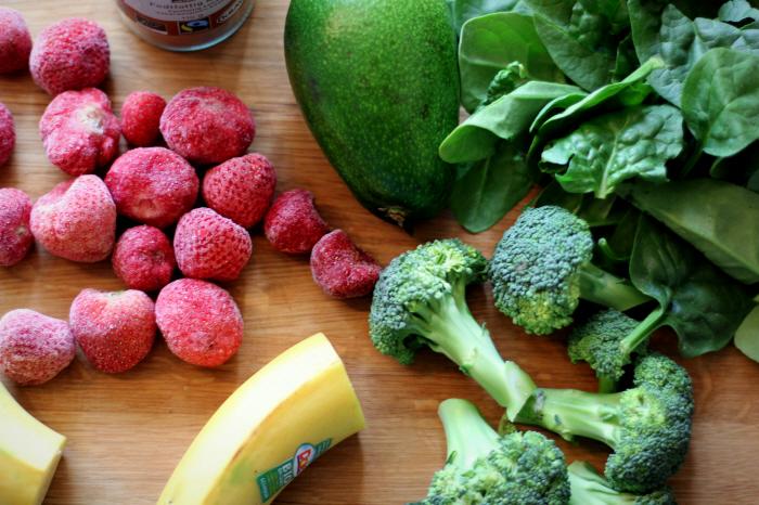 Så til de lidt mere grove grøntsager...