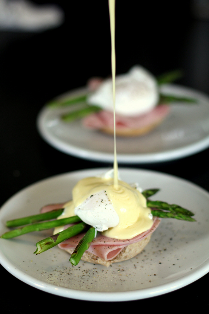 Hollandaise like a Boss!
