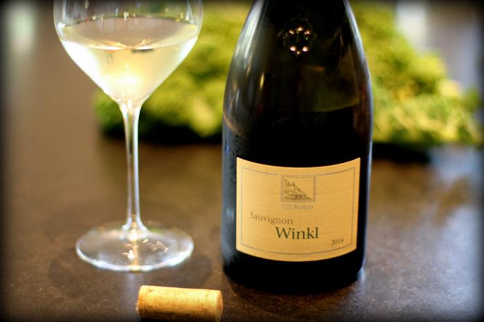Sauvignon Winkl fra Italien...