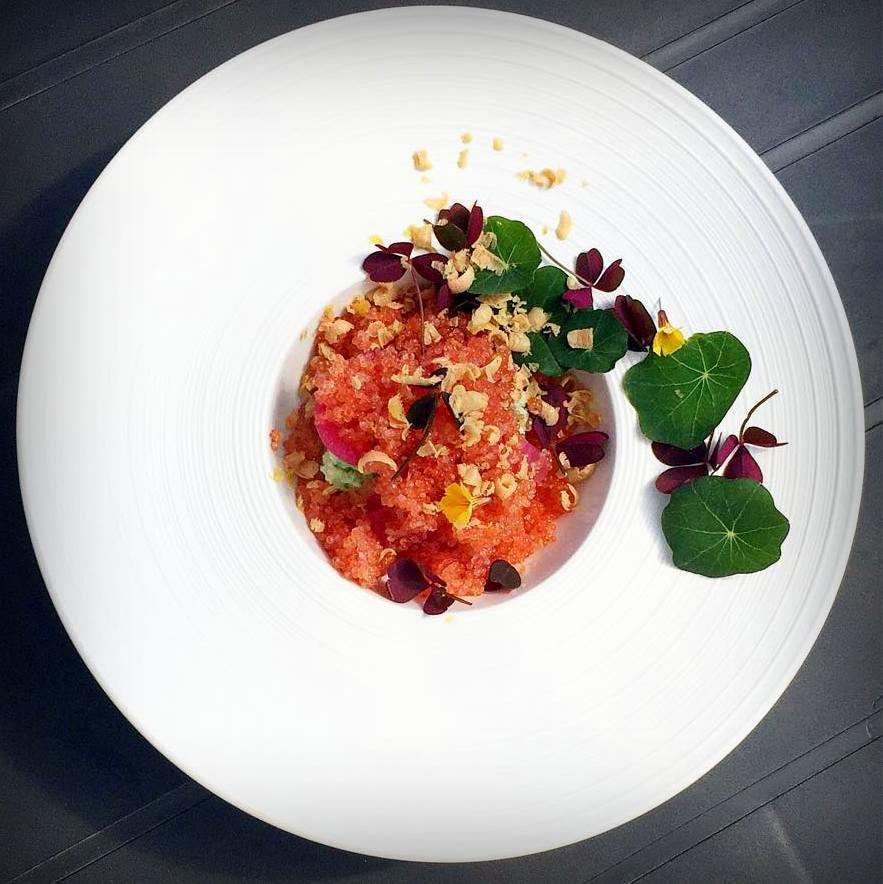 GM Spot: Niklas Jensen & Mads Hansen – Torsk, æblerøget stenbiderrogn og revet foie gras