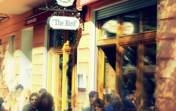 Berlins Bedste Burger Bar!