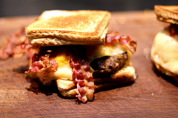 Somebody call the doctor: The Double Bypass Burger