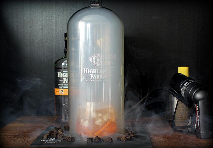 Og så skal der smokes Old Fashioned...