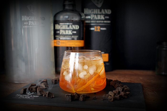 Old Fashioned with Smoke...