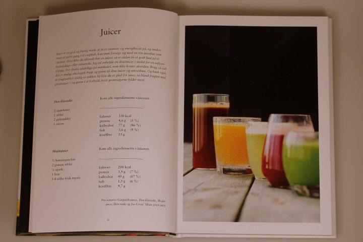 Forskellige juicer