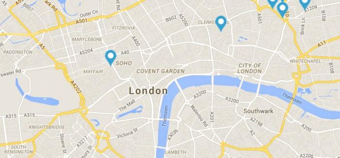 KONKURRENCE: Vind en tur til London med SAS Remap