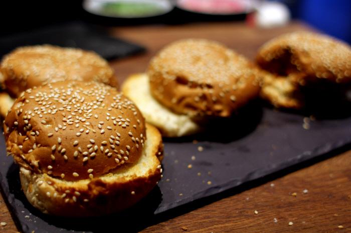 Snyde-burgerboller...