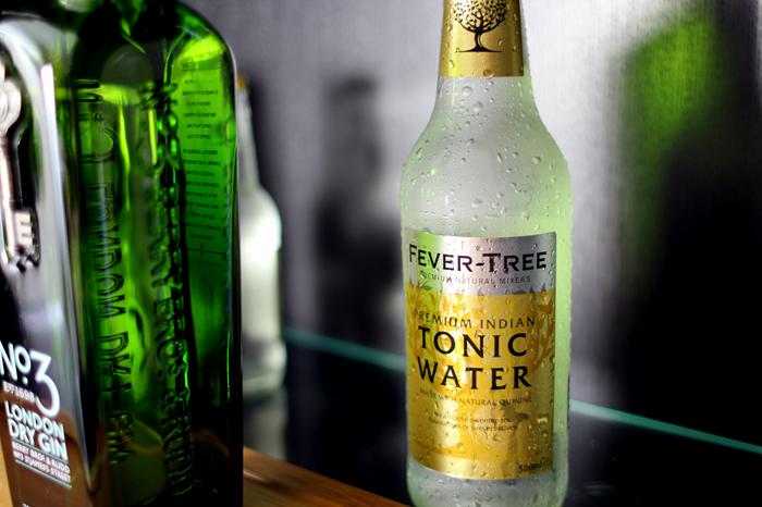 Fever Tree - mindst lige så vigtigt med en god Tonic som med en god Gin...