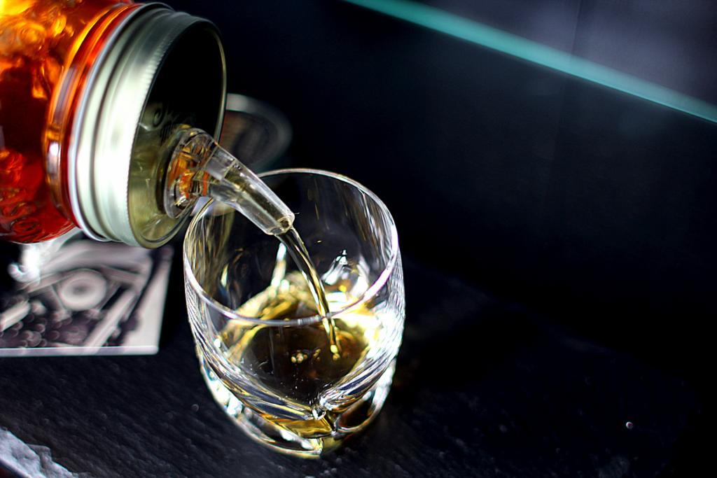 Wednesday Whisky: Old Fashioned Ole Smoky Moonshine…