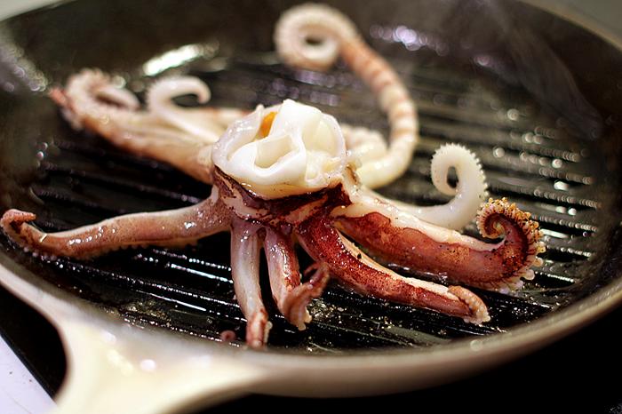 Dansk blæksprutte...