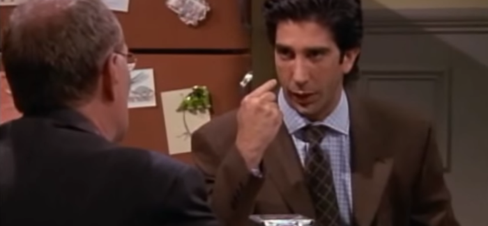 "Food On Film – Thanksgiving special: Ross' Moistmaker Sandwich fra ""Friends"""