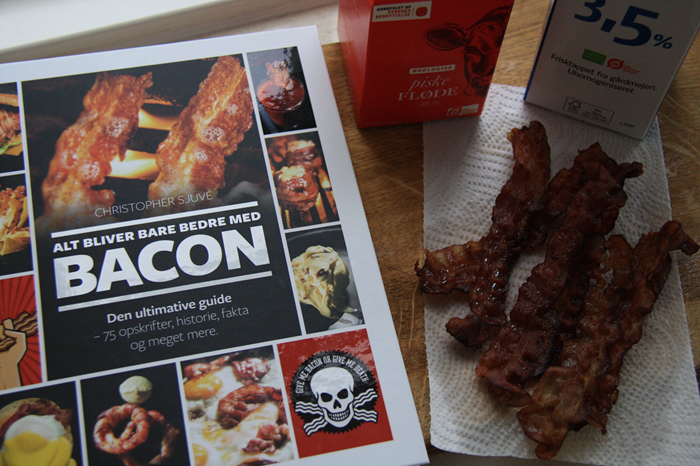 Are you a sinner? Æg & Bacon-is