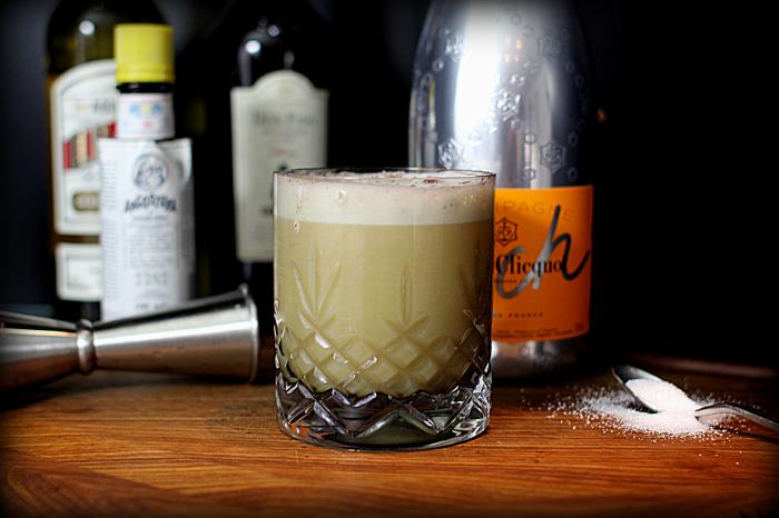 Cocktail: The Royal Hangover