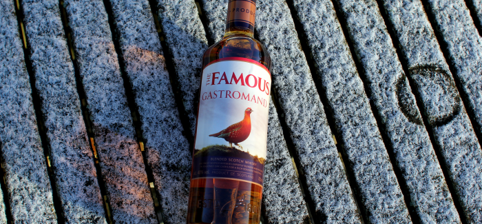 Wednesdays Whisky: Penicillin Famous Grouse
