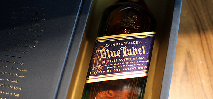 WednesdayWhisky: Blue Label
