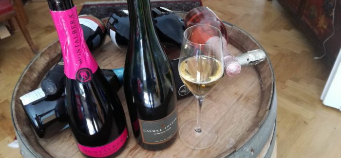 VIN UDEN PIS: Findes der liv udenfor Champagne?