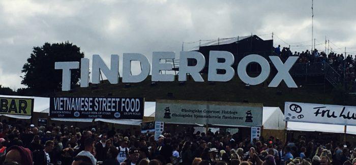 Jagten på Danmarks Bedste Festivalsnack: Tinderbox og de sprøde svær
