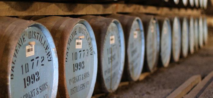 Balvenie – Mødet med William Grant & Sons i Skotland
