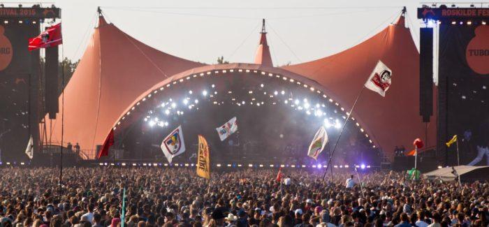 Jagten på Danmarks bedste festivalsnack: Roskilde – på brunt krydstogt
