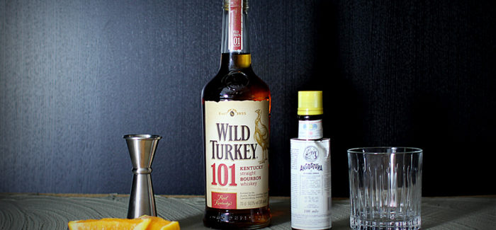Wednesdays Whisky: Old Fashioned with a kick – Wild Turkey 101