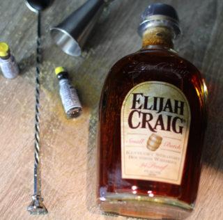 Wednesdays Whisky: Old Fashioned Elijah Craig