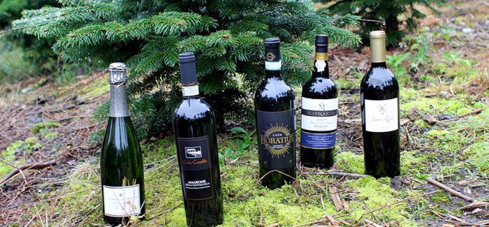 Gastromand i vildmarken – Vintervin fra Andrup