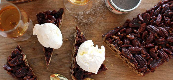 Thanksgiving Special: Bourbon Pecan Pie