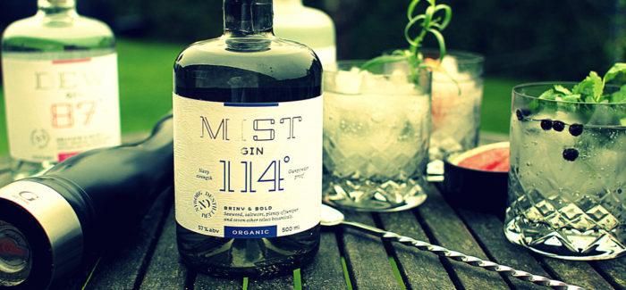 Tuesdays G&T er tilbage: Tredobbelt gin fra Nyborg Destilleri