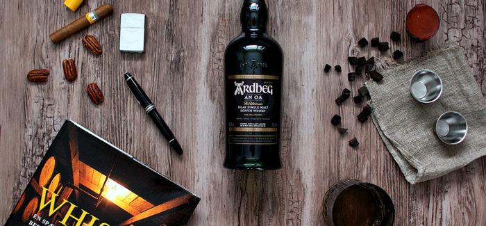 Wednesdays Whisky: Et varmt røget kys fra Ardbeg