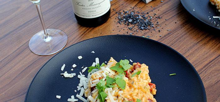 Tip til at lave den perfekte risotto!